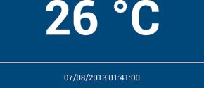 Termometre GALAXY S4 FREE
