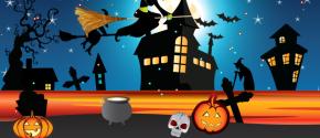 Halloween Witch Live W. Free
